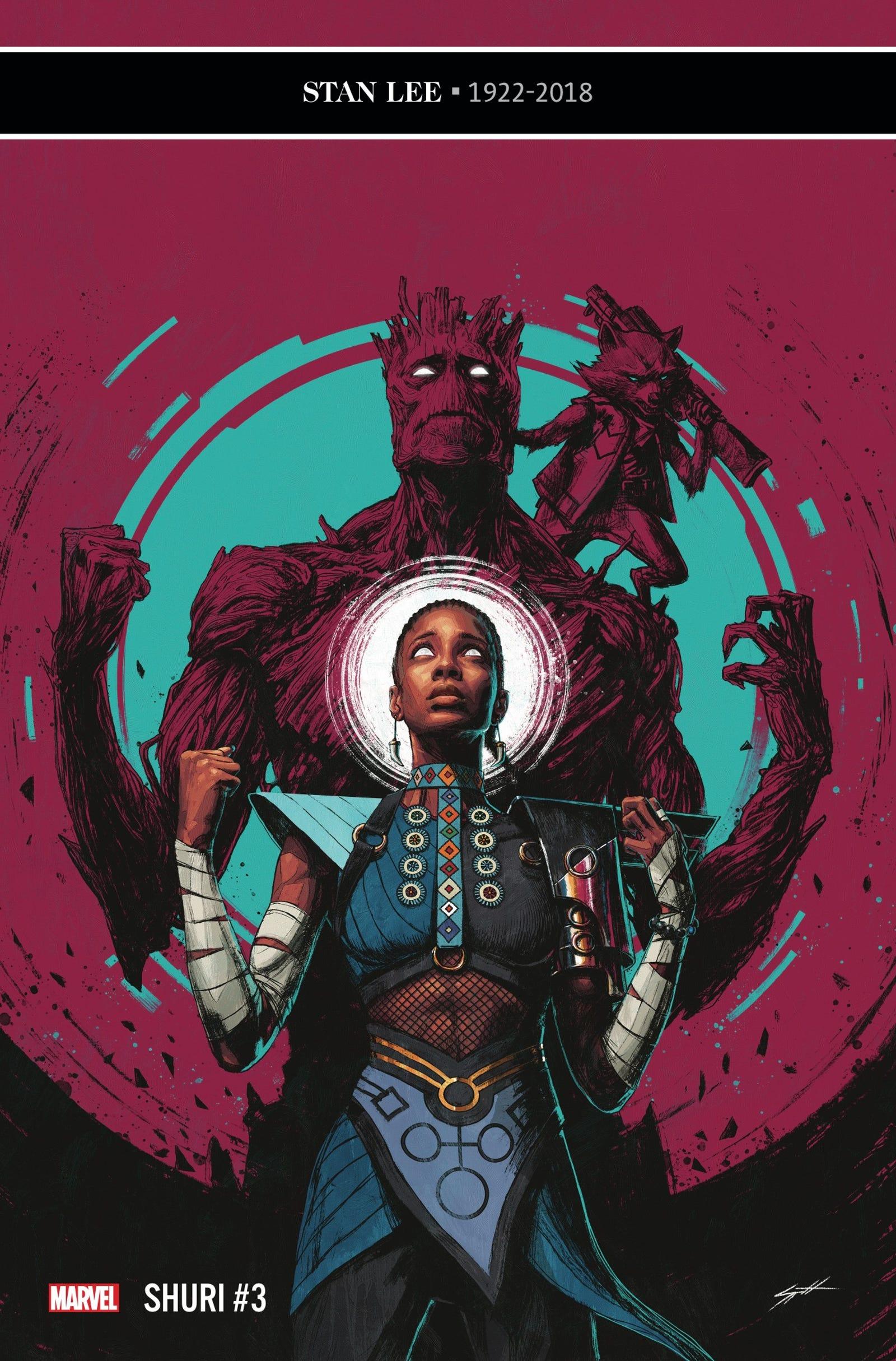Cover by Sam Spratt