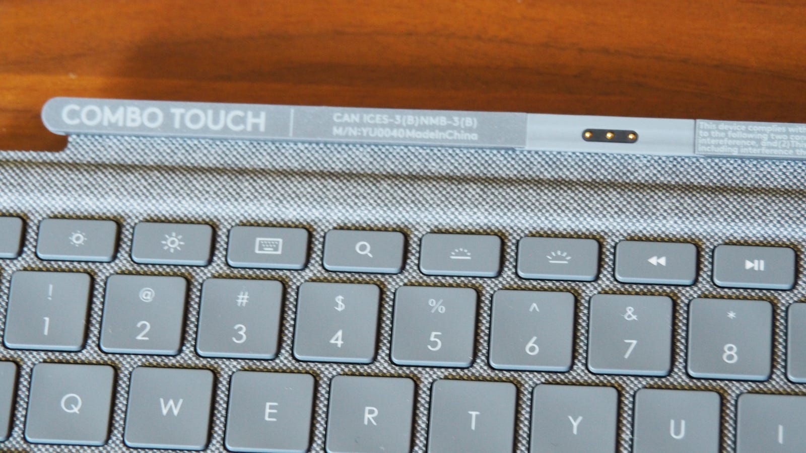 Illustration for article titled Logitech's iPad Keyboard Is the Magic Keyboard for Everyone Else