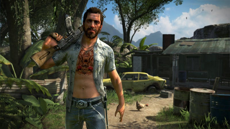 Theory Connects All The Far Cry Games