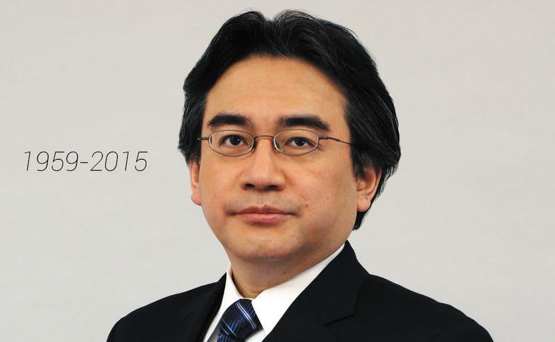 任天堂总裁岩田聪逝世,享年55岁