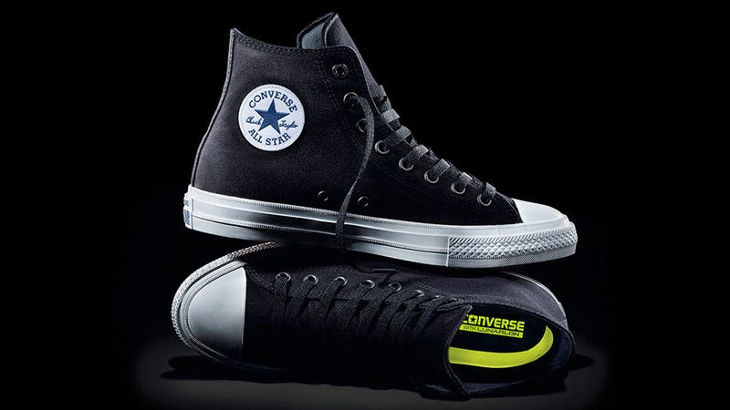 Converse Redesigned Its Iconic Chucks for the First Time in 98 Years