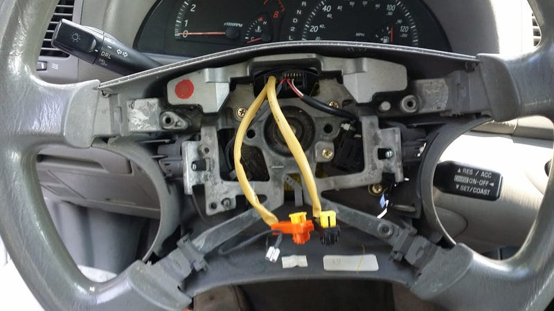 airbag wiring harness how to fix your airbag light without having it blow up in your face  how to fix your airbag light without
