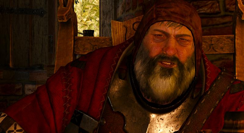 巫师3的血腥男爵之旅背后的个人故事