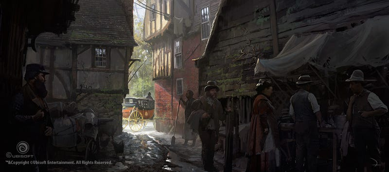 The Art Of Assassin S Creed Syndicate