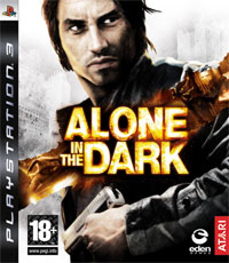 What S New In Alone In The Dark Ps3