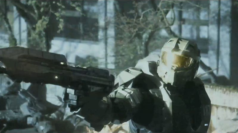Director Says Halo Webseries Isn T The Definitive Master Chief Story