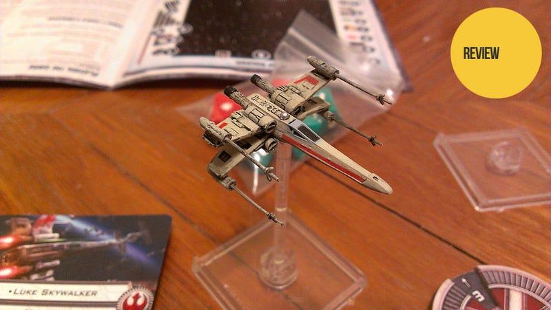 X翼:微型模型:Kotaku评论