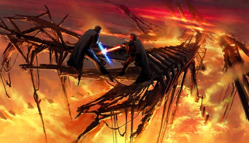 Prequel Trilogy Concept Art