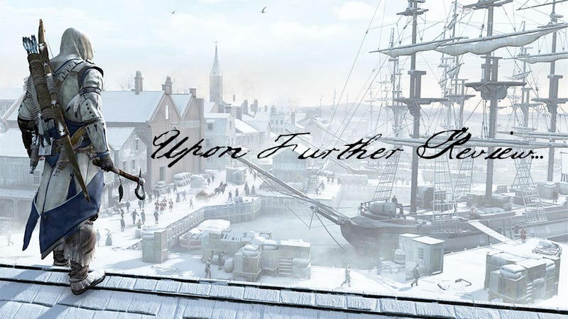 Nine More Surprising Hours With Assassin S Creed Iii