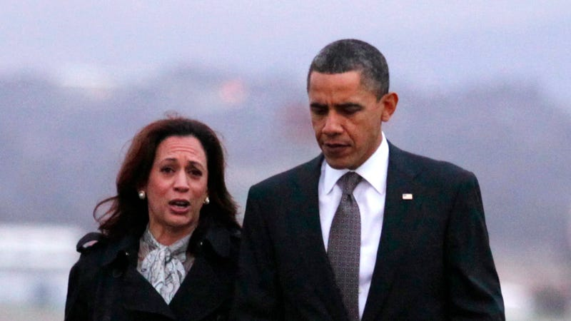 Obama Apologized to Kamala Harris For Calling Her the 'Best ...
