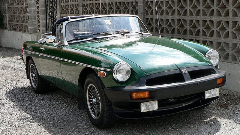 Ten Classic Cars For Under 5 000