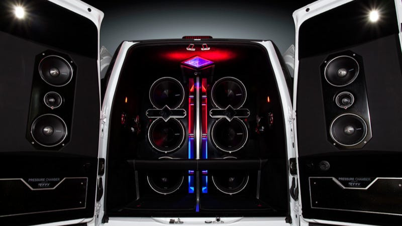 This Rolling Speaker Is The Loudest Car You Ll Ever Hear