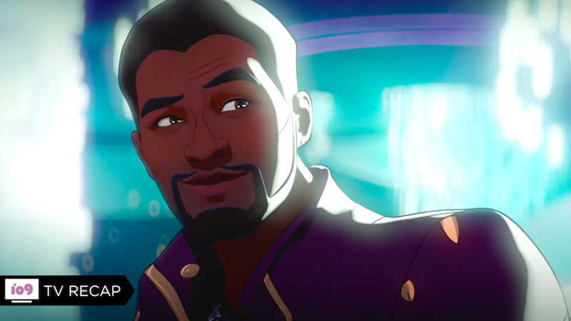 Marvel What If T'Challa Became a Star-Lord Recap: Boseman Shines