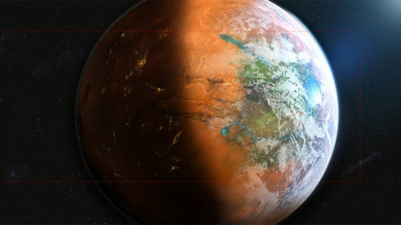 新火星游戏不是城市建设者,而是行星建设者