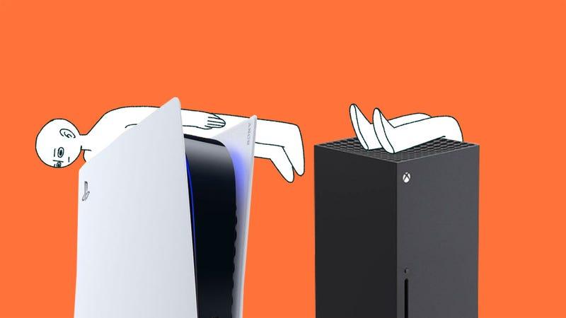 试图购买PS5或Xbox系列X/S仍然是一场噩梦