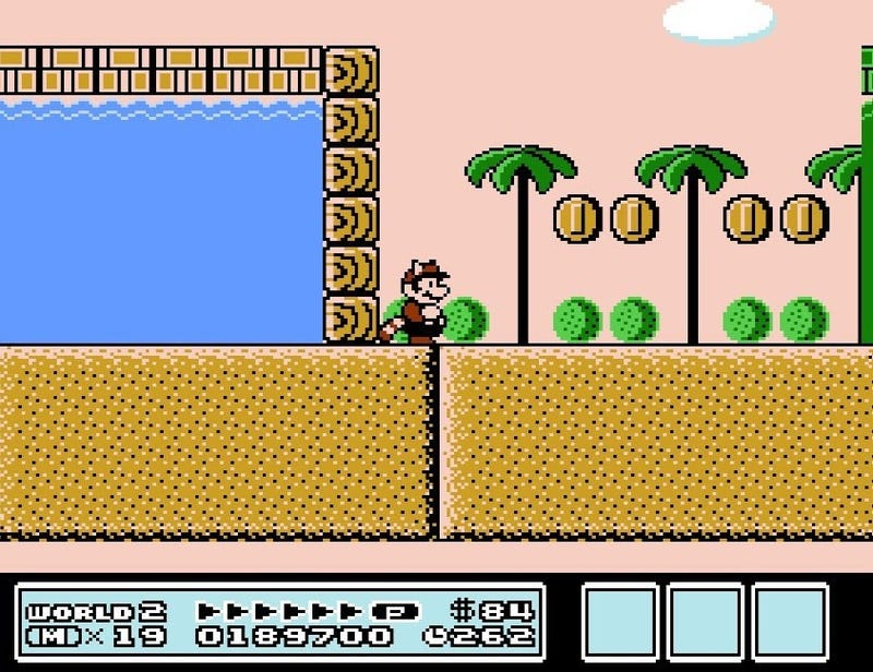 Super Mario Bros 3 S Angry Sun Gave Me Anxiety