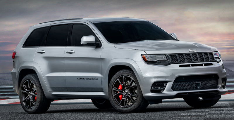 The Jeep Grand Cherokee Trackhawk Will Be Very Different From