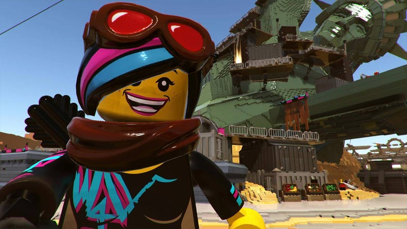 Not Everything About The Open World Lego Movie 2 Game Is Awesome