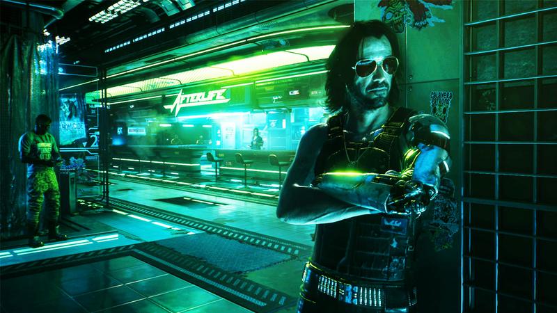 游戏周:唤醒武士,赛博朋克2077快到了