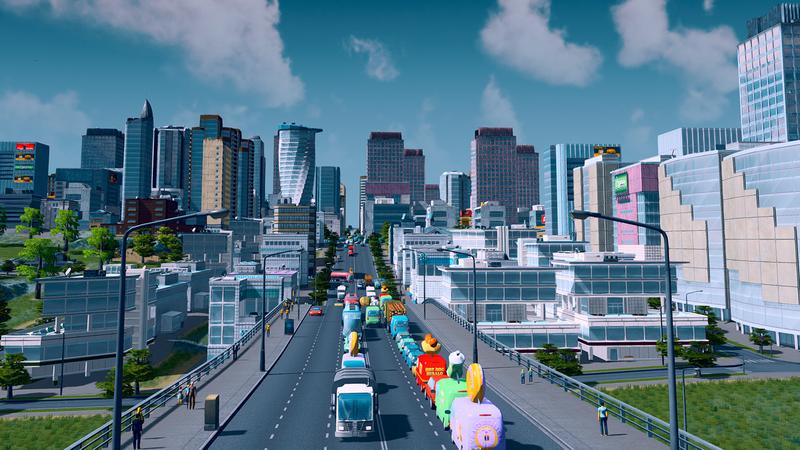 PSA:Cities:Skylines目前在Epic游戏商店是免费的