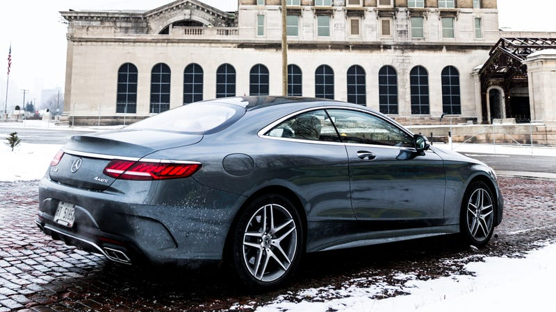 mercedes s560 coupe 2018
