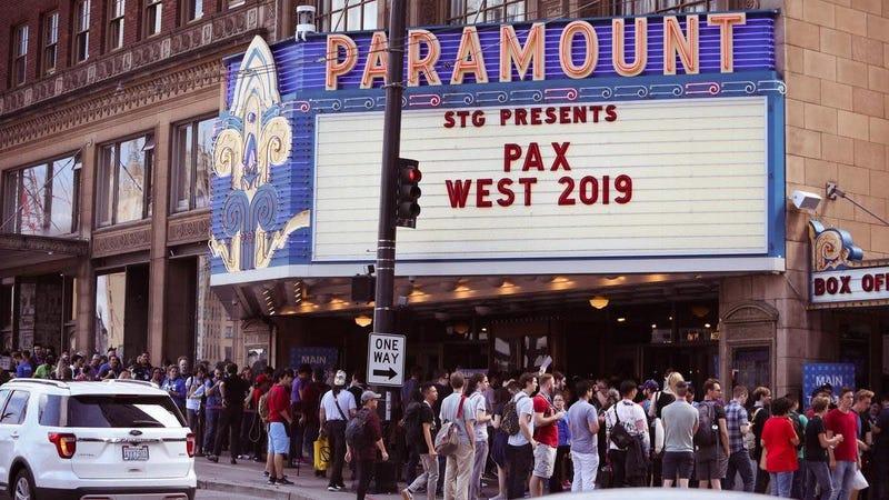 由于Covid-19,PAX West是最新上线的游戏活动