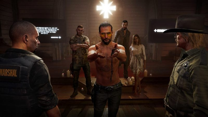 Far Cry New Dawn Players Love The Judge And Think They Know Their True Identity Update