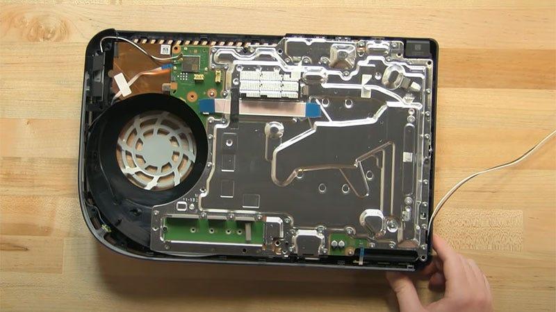 让我们看看PlayStation5里面有什么