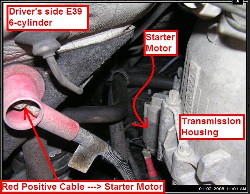 [SCHEMATICS_48EU]  Tips for Replacing the Starter on a BMW Inline-6   1998 Bmw 318i Starter Wiring      Oppositelock - Kinja