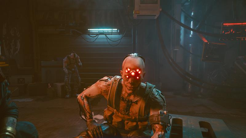 赛博朋克2077的角色不会停止跟踪一些玩家