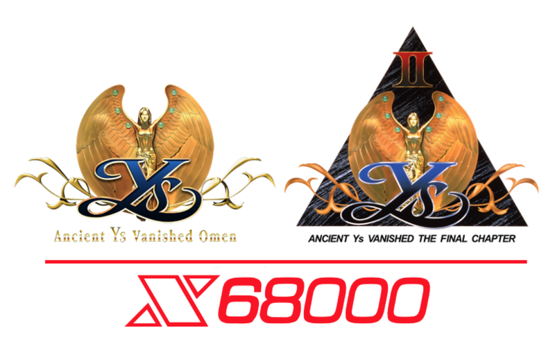 34年后,YS1和Ys II获得了PC软盘端口