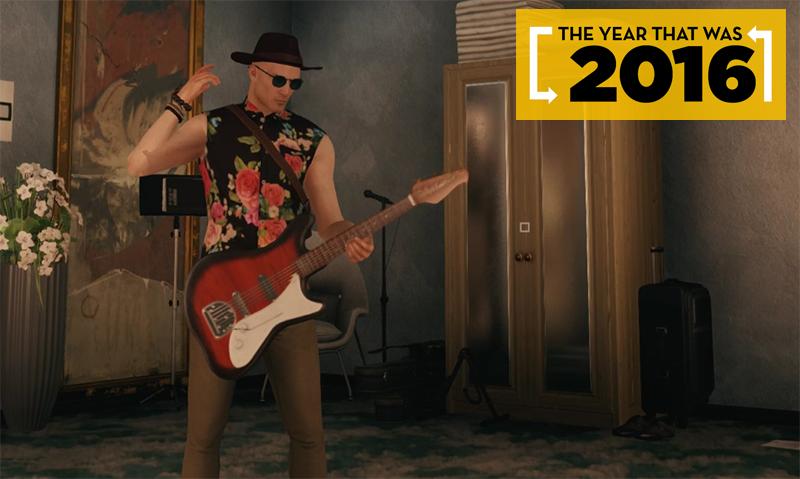 2016最佳电子游戏音乐