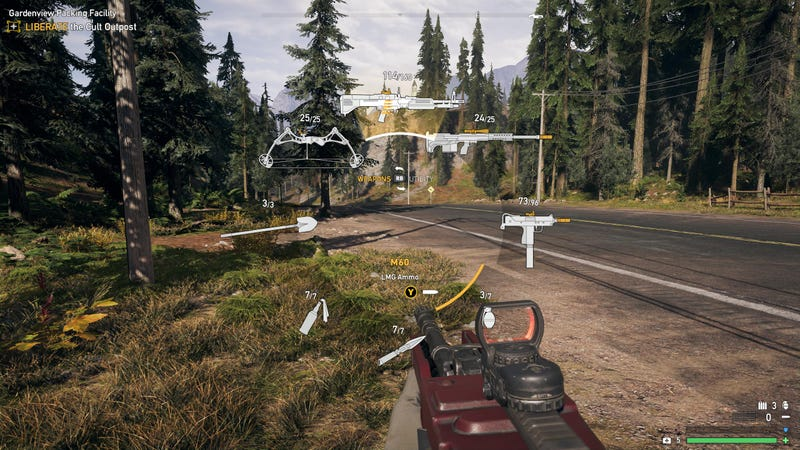 Far Cry 5 S User Interface Does A Lot Right