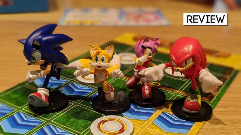 Sonic The Hedgehog Battle Racers The Kotaku Review