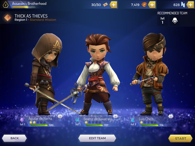 Assassin S Creed Rebellion Is A Surprisingly Good Strategy Game