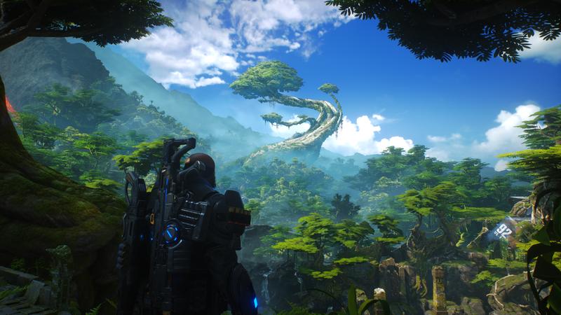 Hivebusters是一款很棒的Gears DLC,也是一款出色的Xbox X系列产品展示