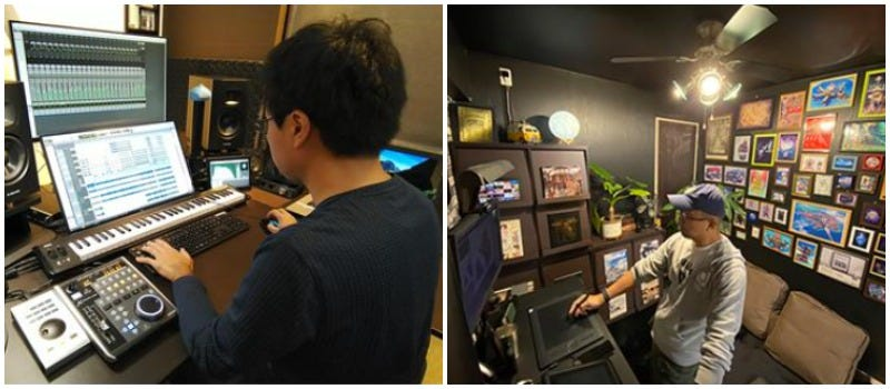 Square Enix的目标是在工作与生活之间取得平衡,并提供长期在家工作的选择
