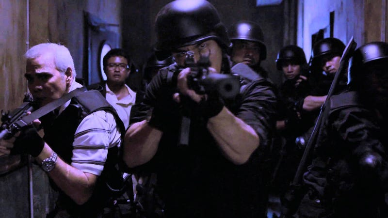 Action flicks don't get more visceral, simple, or awesome than The Raid