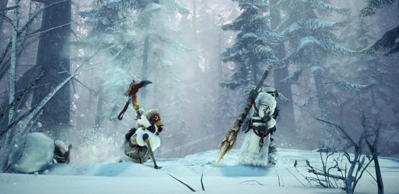 怪物猎人世界:冰上导演离开Capcom