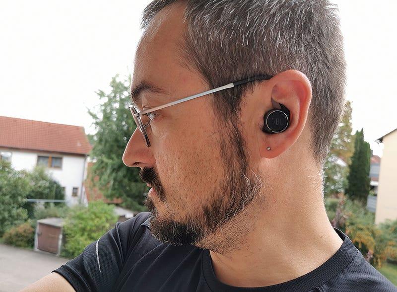 Descripción auriculares JBL Reflect Flow inalámbricos