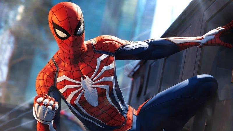 我们仍然对PS5上的蜘蛛侠有疑问