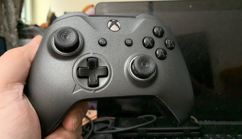 人渣威望是仅次于Xbox精英控制器的最佳选择