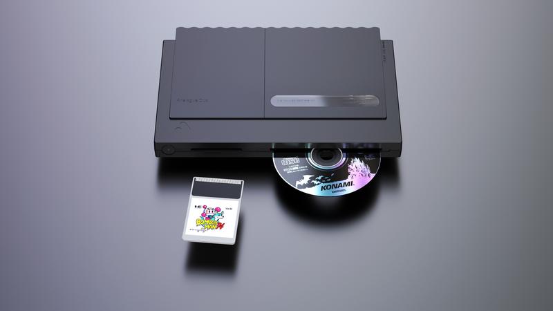 复古专家模拟制作一个新的TurboGrafx和PC引擎控制台