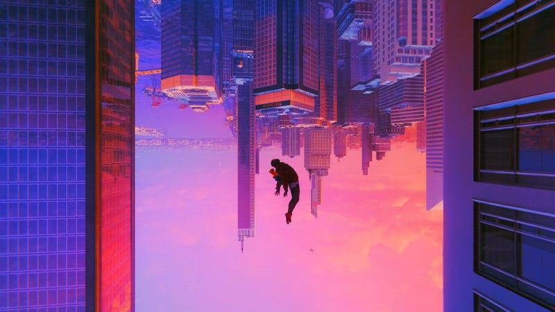 玩惊奇漫画蜘蛛侠的小贴士:迈尔斯·莫拉莱斯