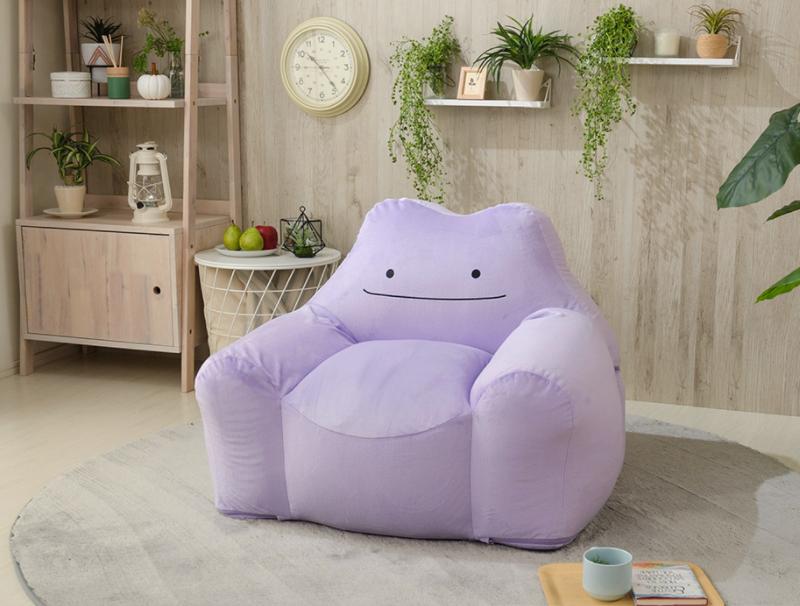 同上,是一个很好的神奇宝贝沙发