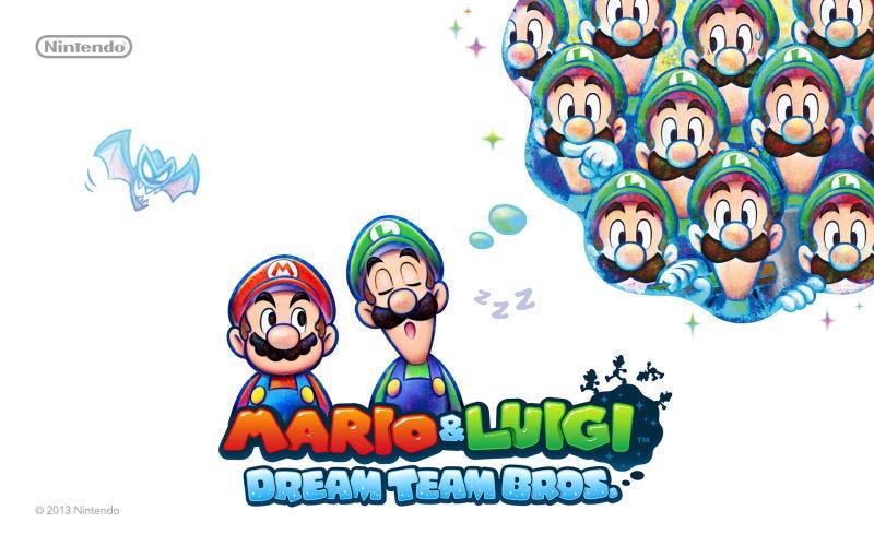 The Mario Luigi Series Super Cool Box Art Captures More Than