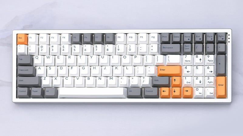 我最喜欢的新键盘是可爱,小巧,完全可定制