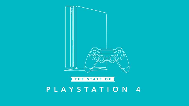 2019年PlayStation 4的状态