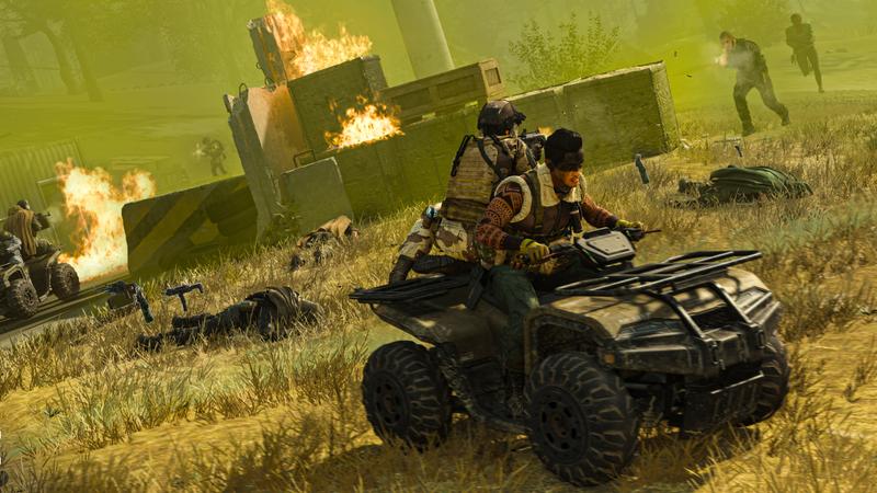 使命召唤:战区的新模式已经消失了