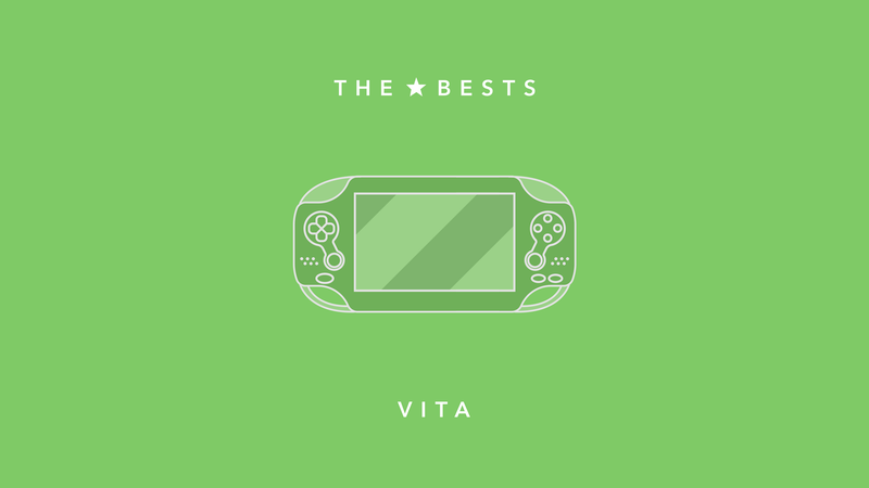 PlayStation Vita的12款最佳游戏